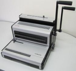 Luxewire 2740 Wire Binding Machine