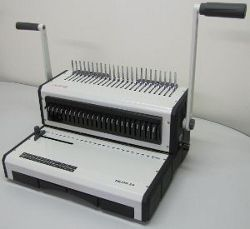 SD-290 Manual Comb Binding Machine